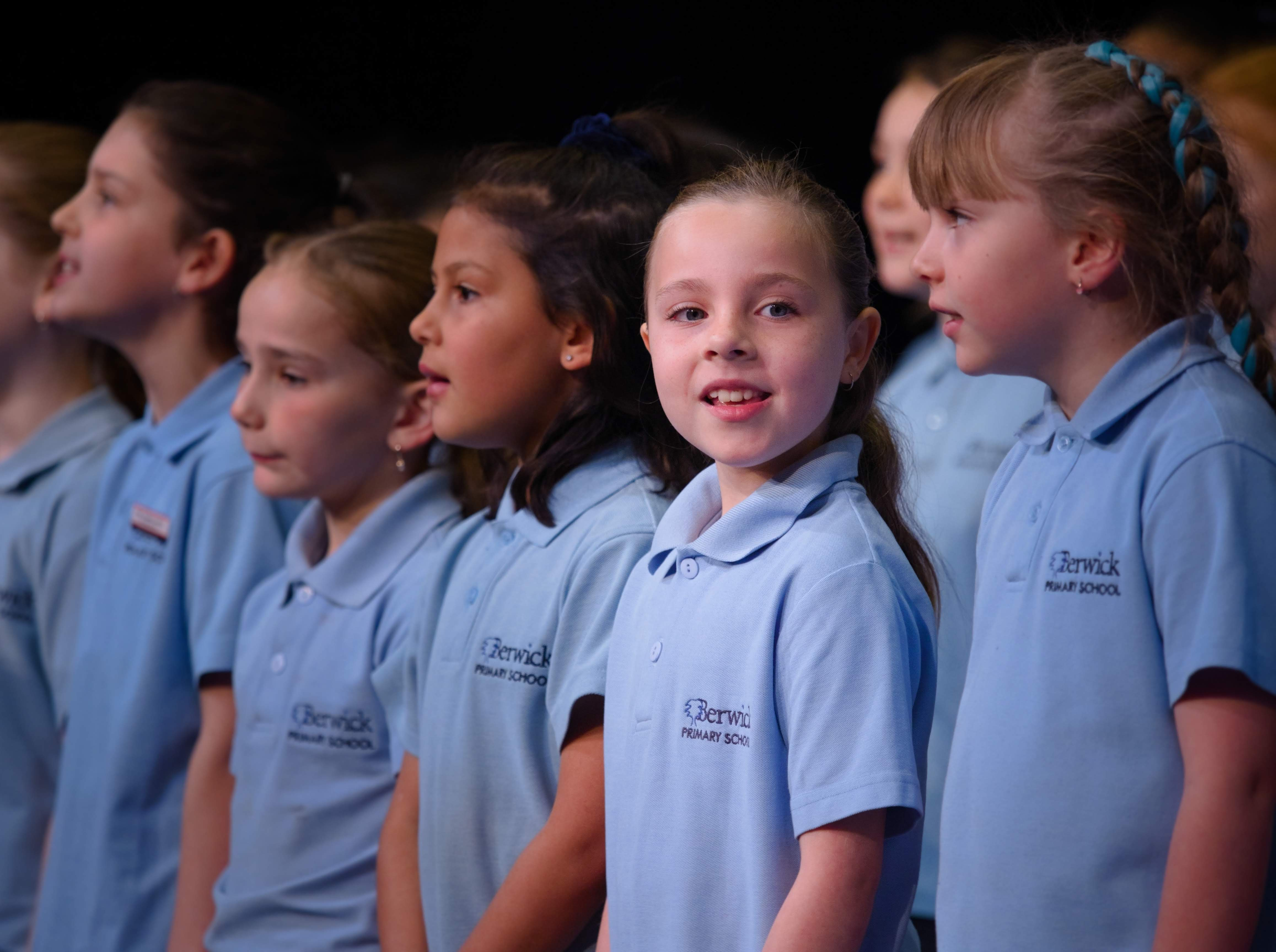 WGE Choral Berwick Primary School Grade 3 Choir Perform