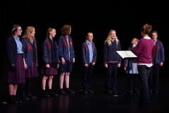 WGE Choral Drouin Secondary College Choir Perform