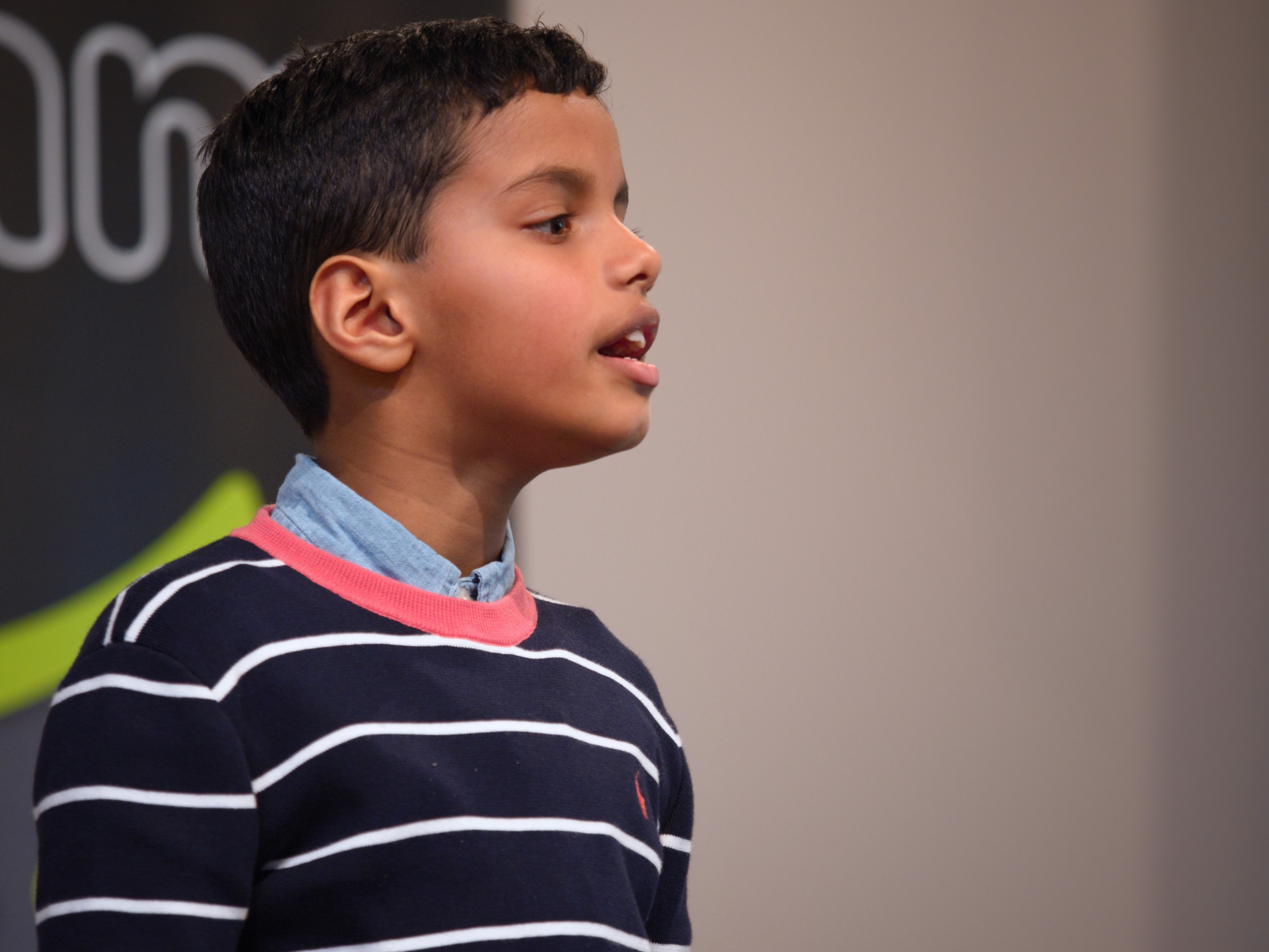 WGE Classical Vocal Aiden Shayane Thanapathy Performs