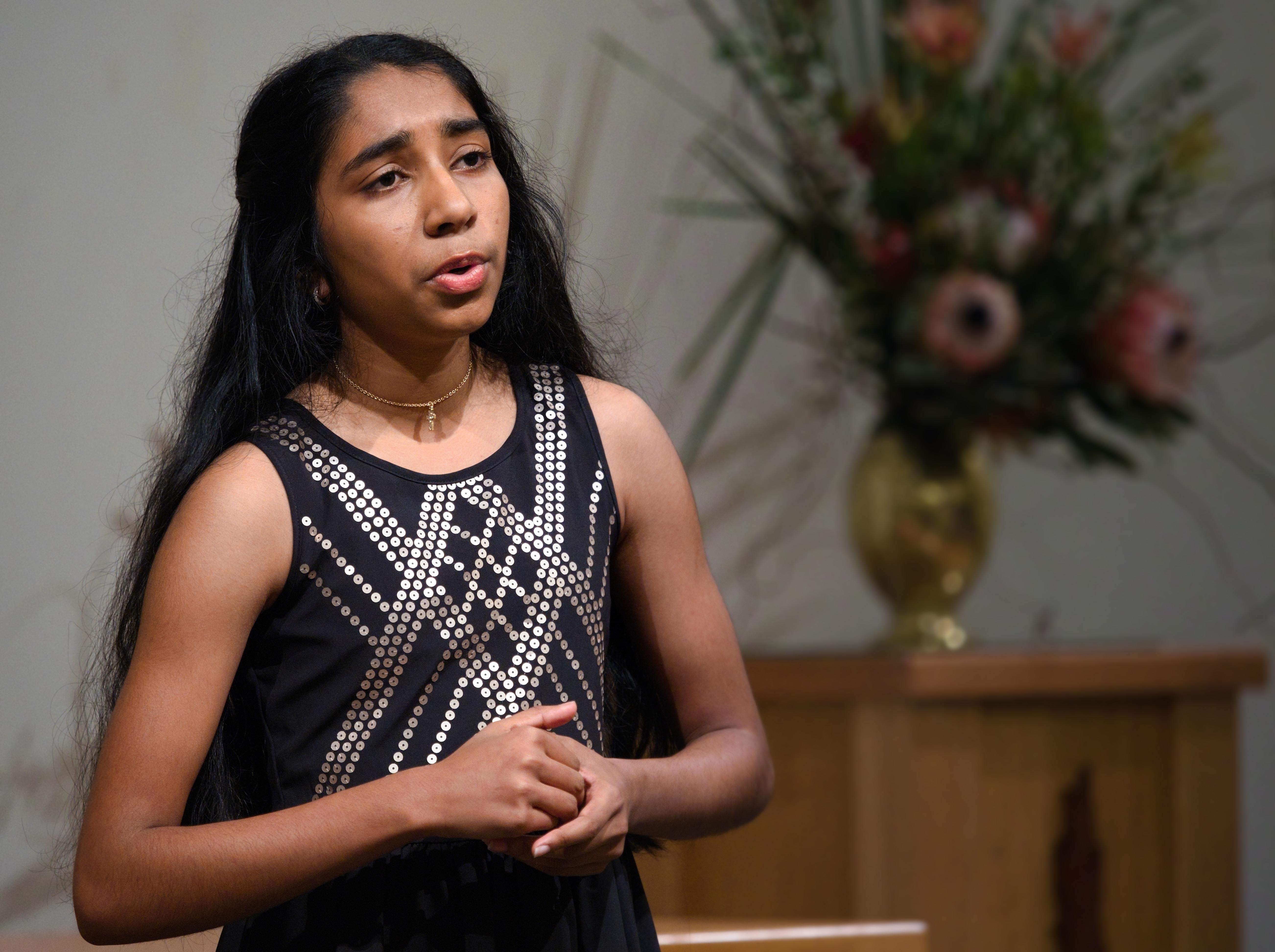 WGE Classical Vocal Annabelle Rajasingham Sings