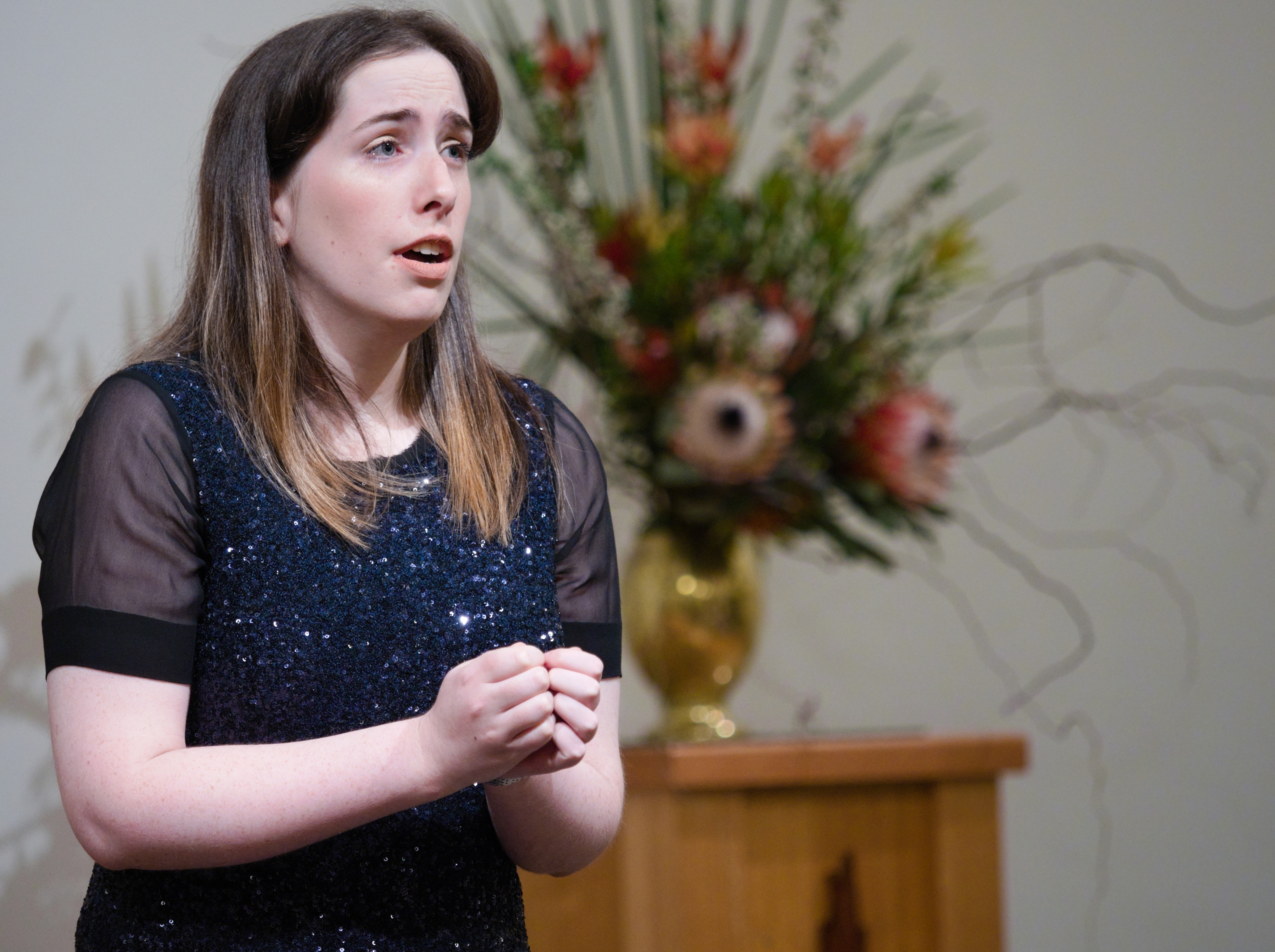 WGE Classical Vocal Catherine Hoffman Performs