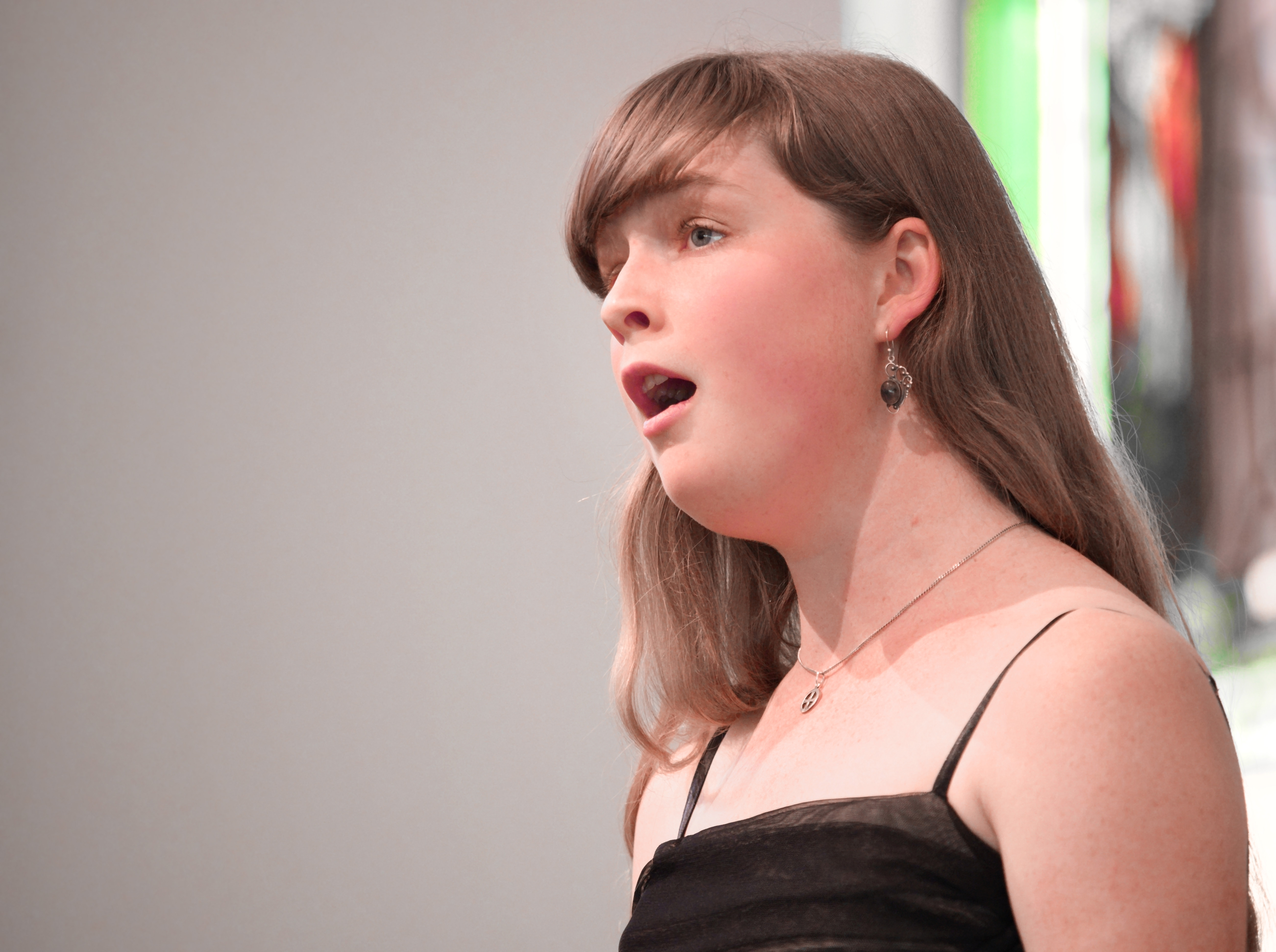 WGE Classical Vocal Harmony Lee Performs