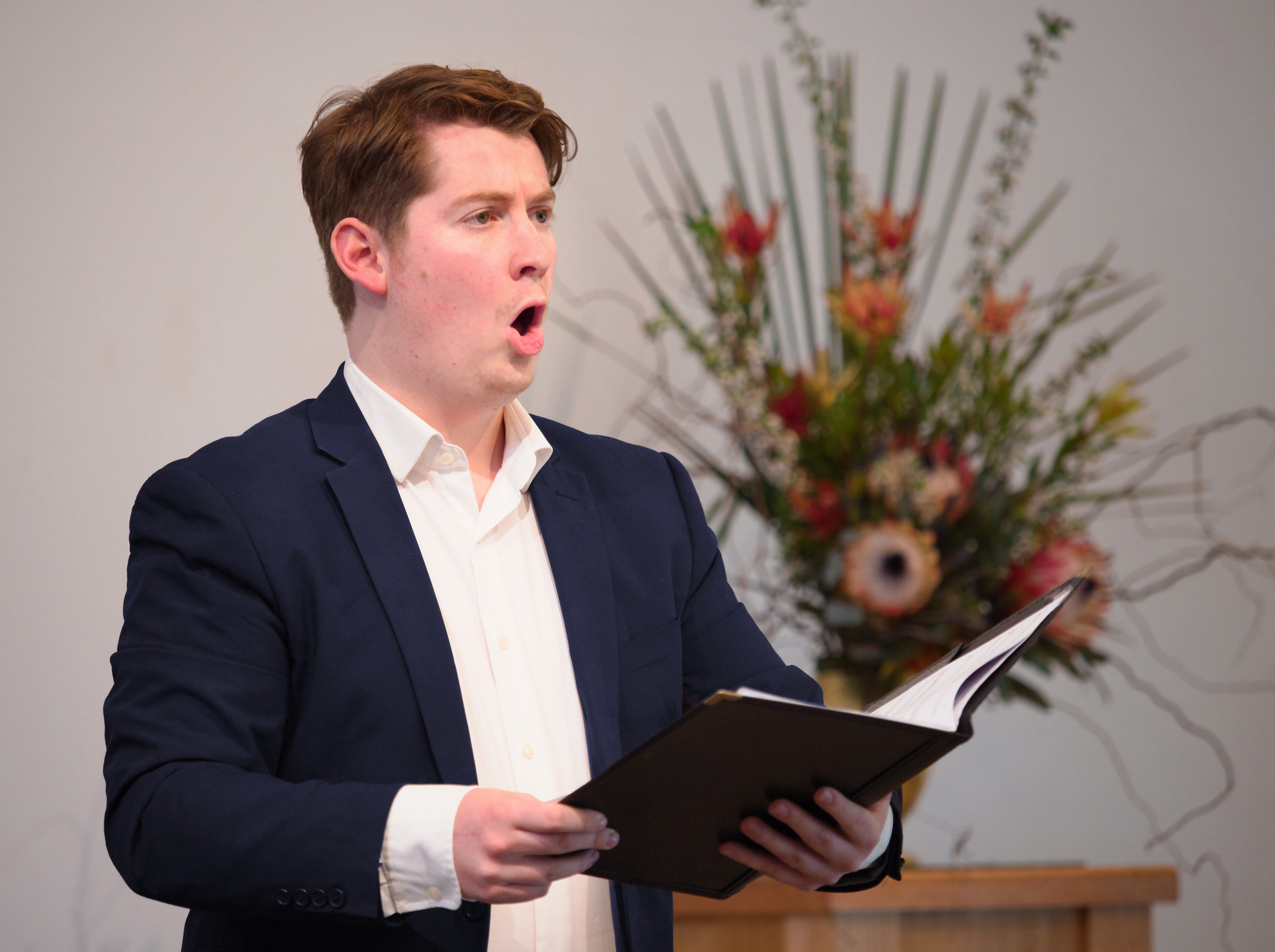 WGE Classical Vocal James Emerson Performs