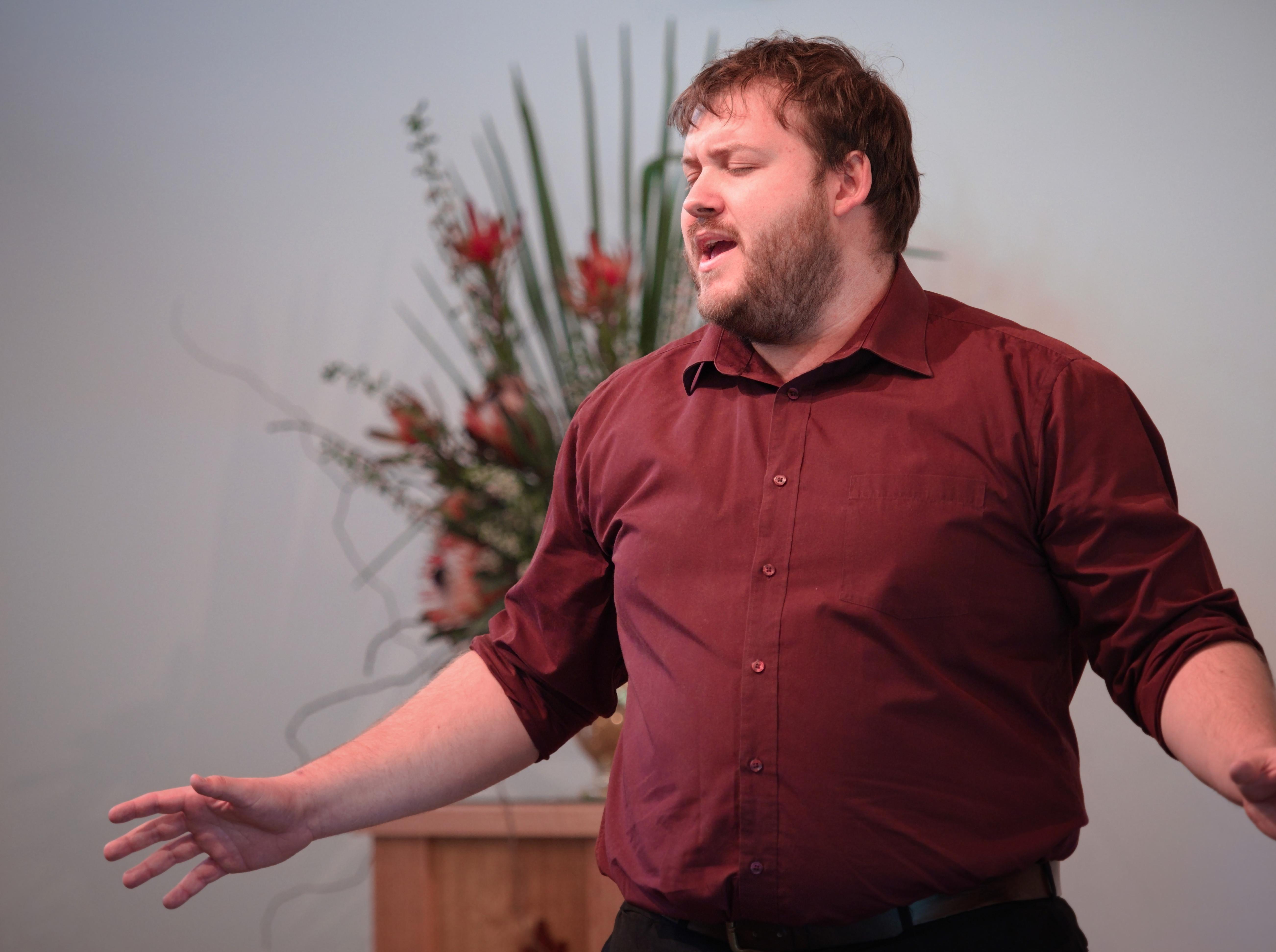 WGE Classical Vocal John Molden Performs