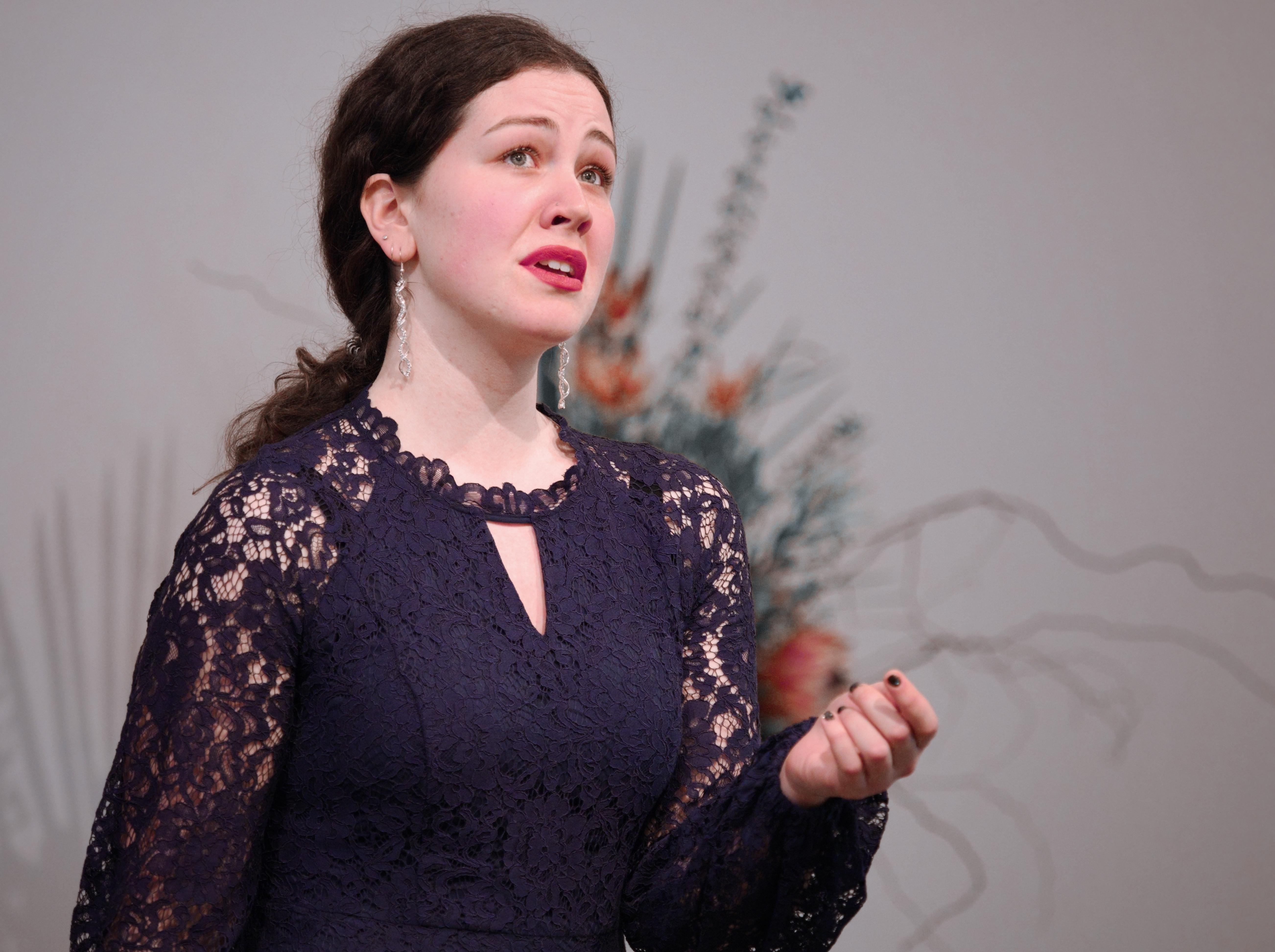 WGE Classical Vocal Olivia Federow-Yemm Performs