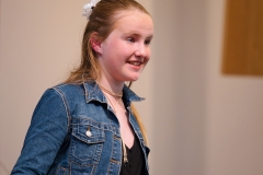 WGE Classical Vocal Georgia Rooney Performs
