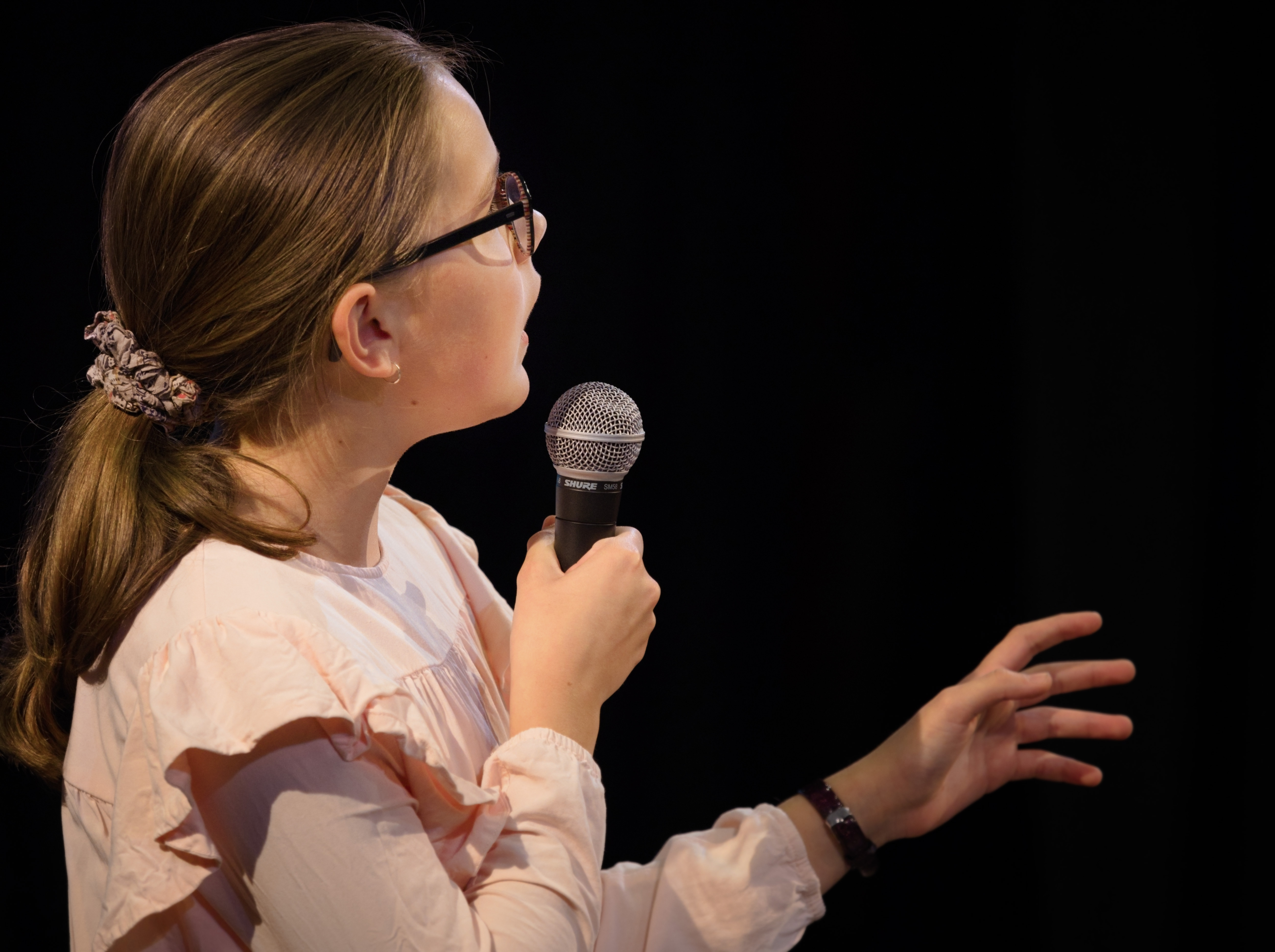 WGE Contemporary Popular Vocal Ashleigh Kubale Performs
