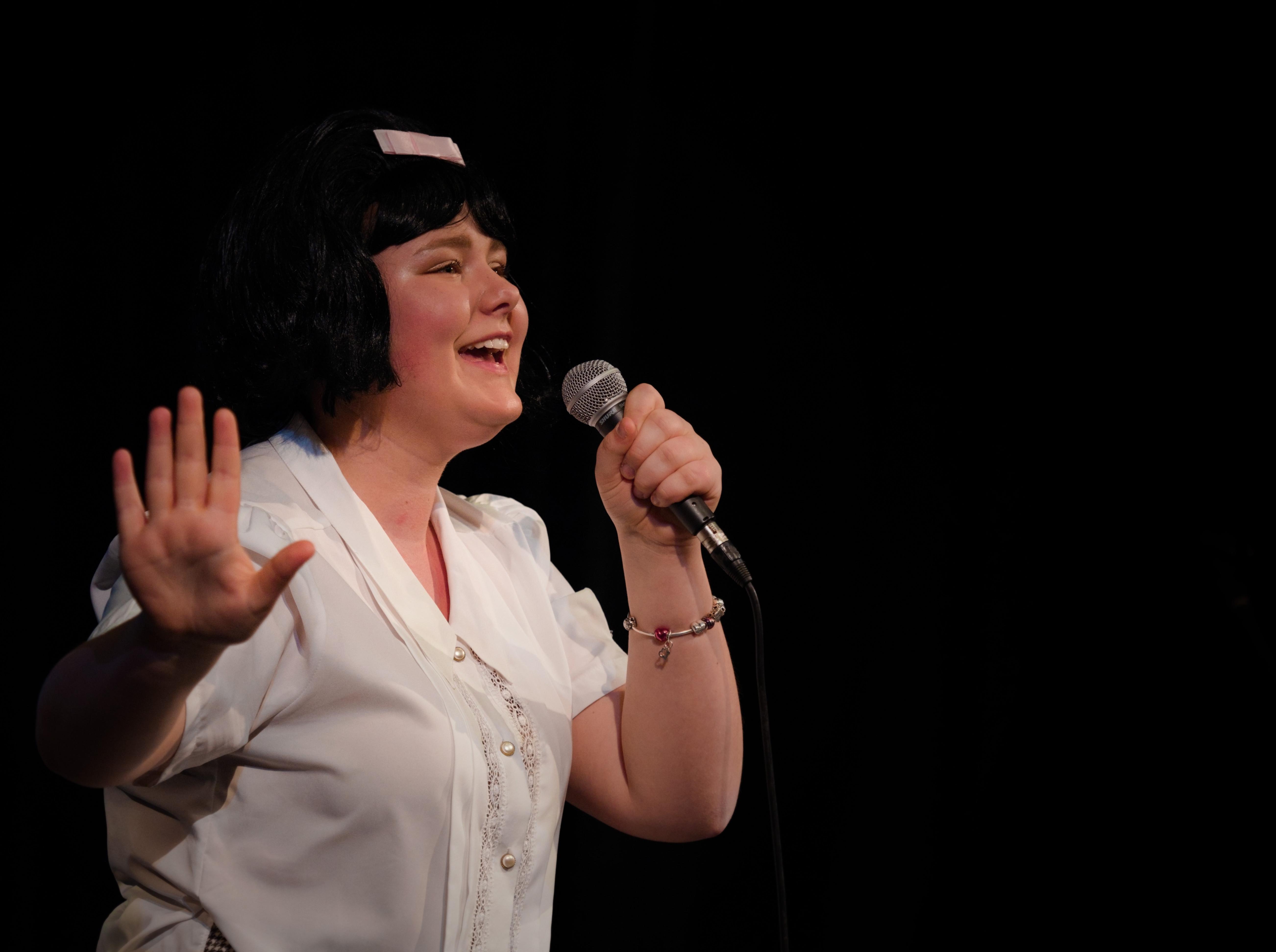 WGE Contemporary Popular Vocal Georgia Robinson Performs