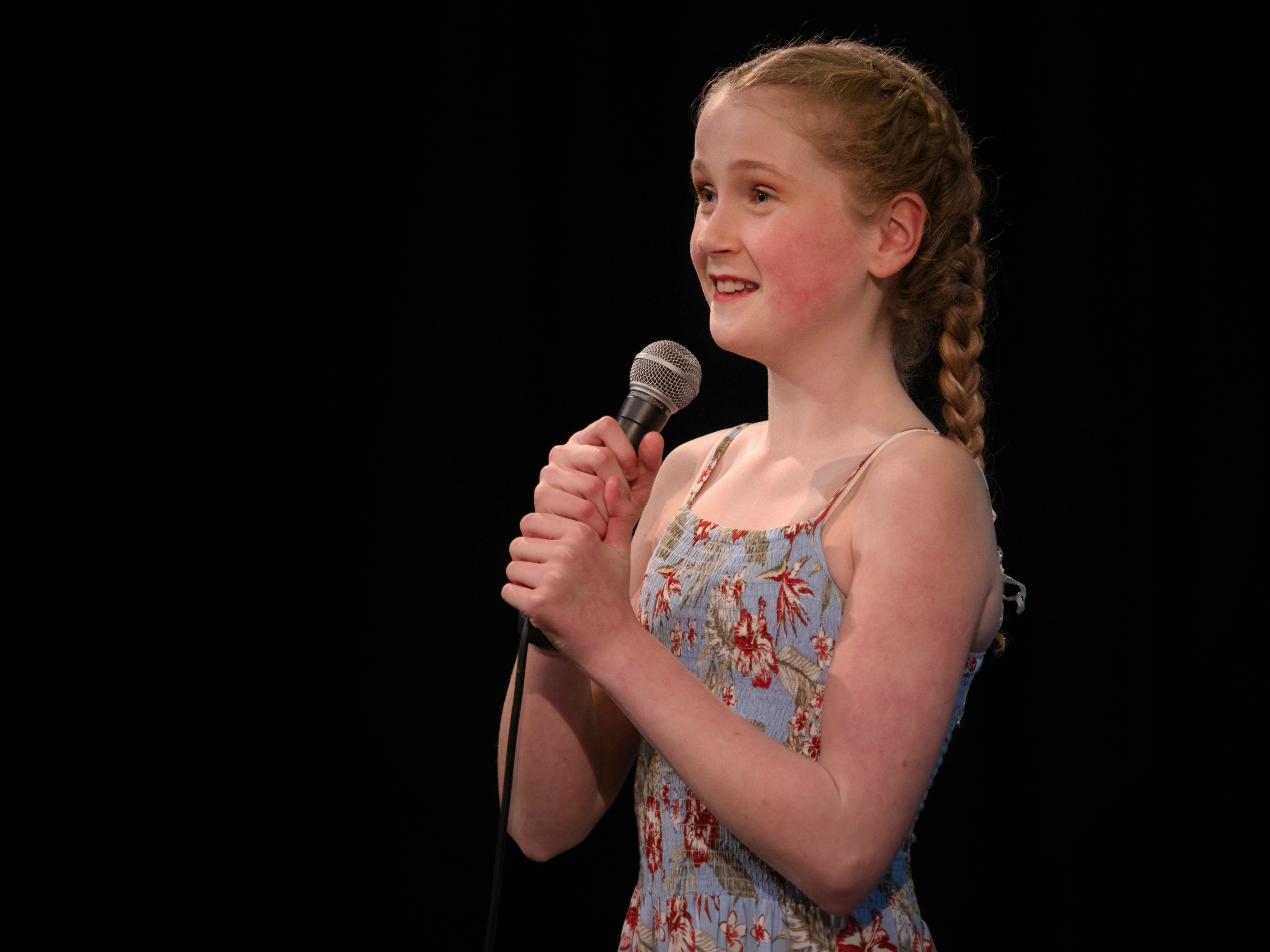 WGE Contemporary Popular Vocal Harriet Heather Yates Performs