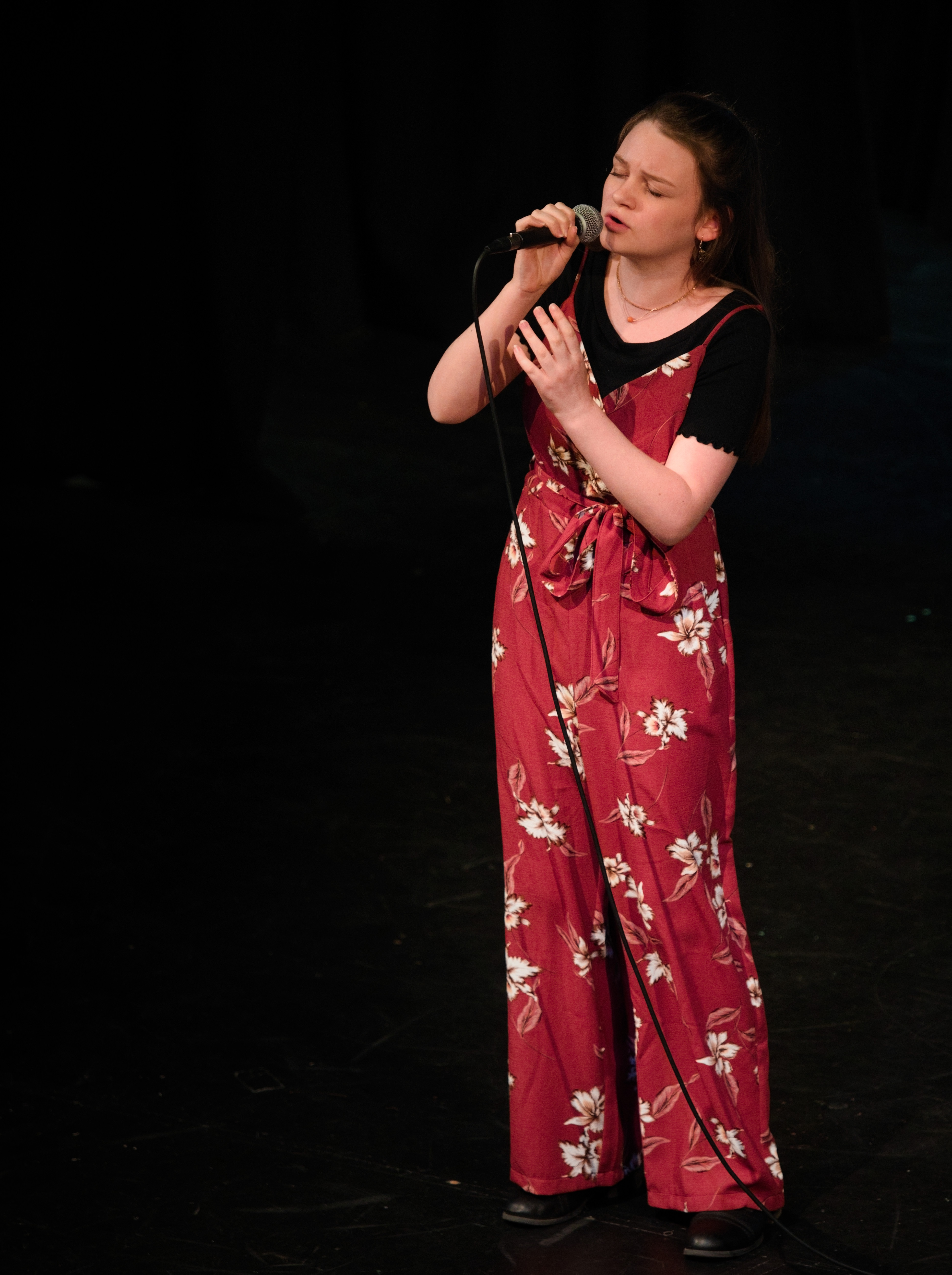 WGE Contemporary Popular Vocal Isabella Marshall Performs