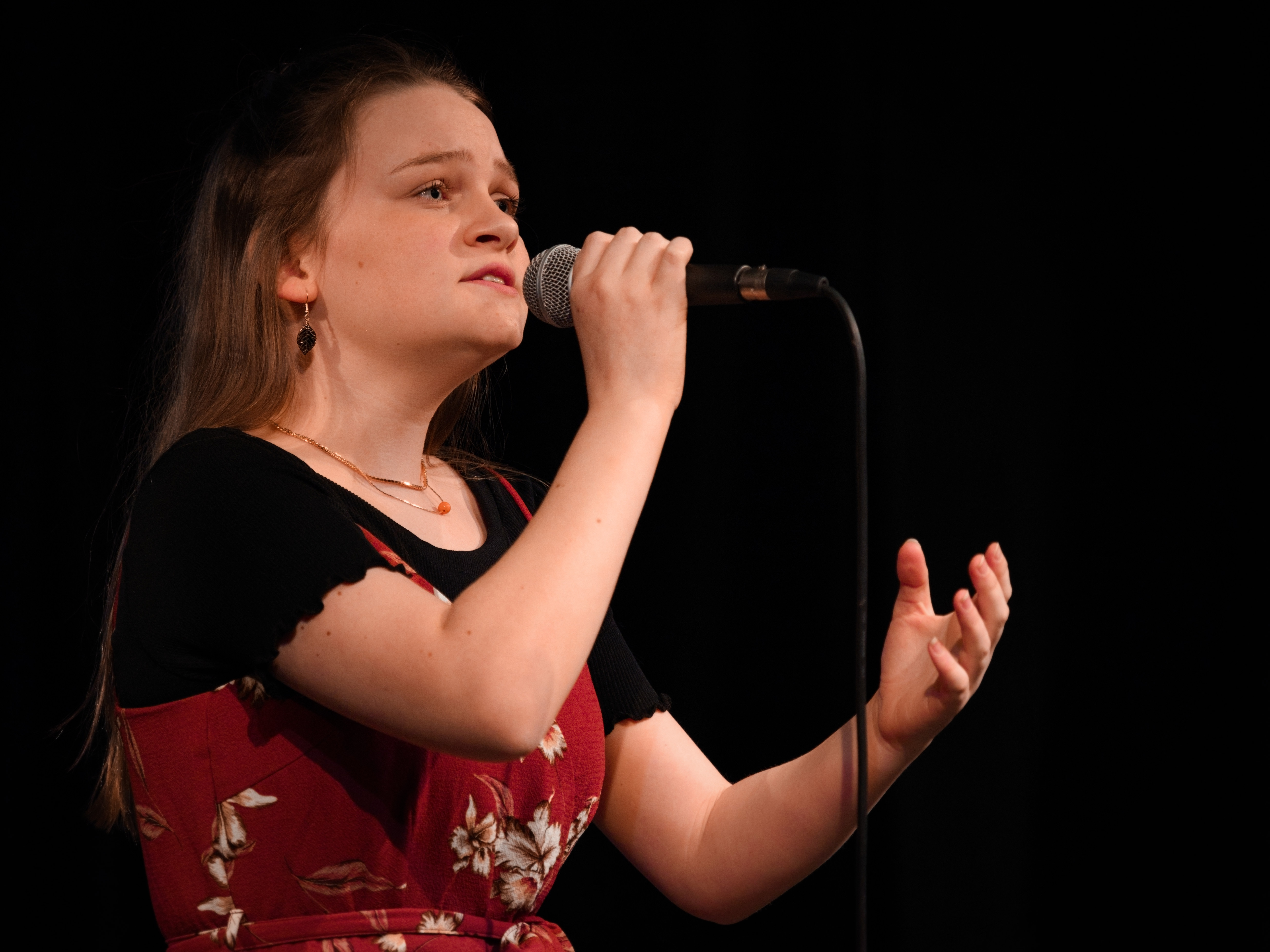 WGE Contemporary Popular Vocal Isabella Marshall Sings