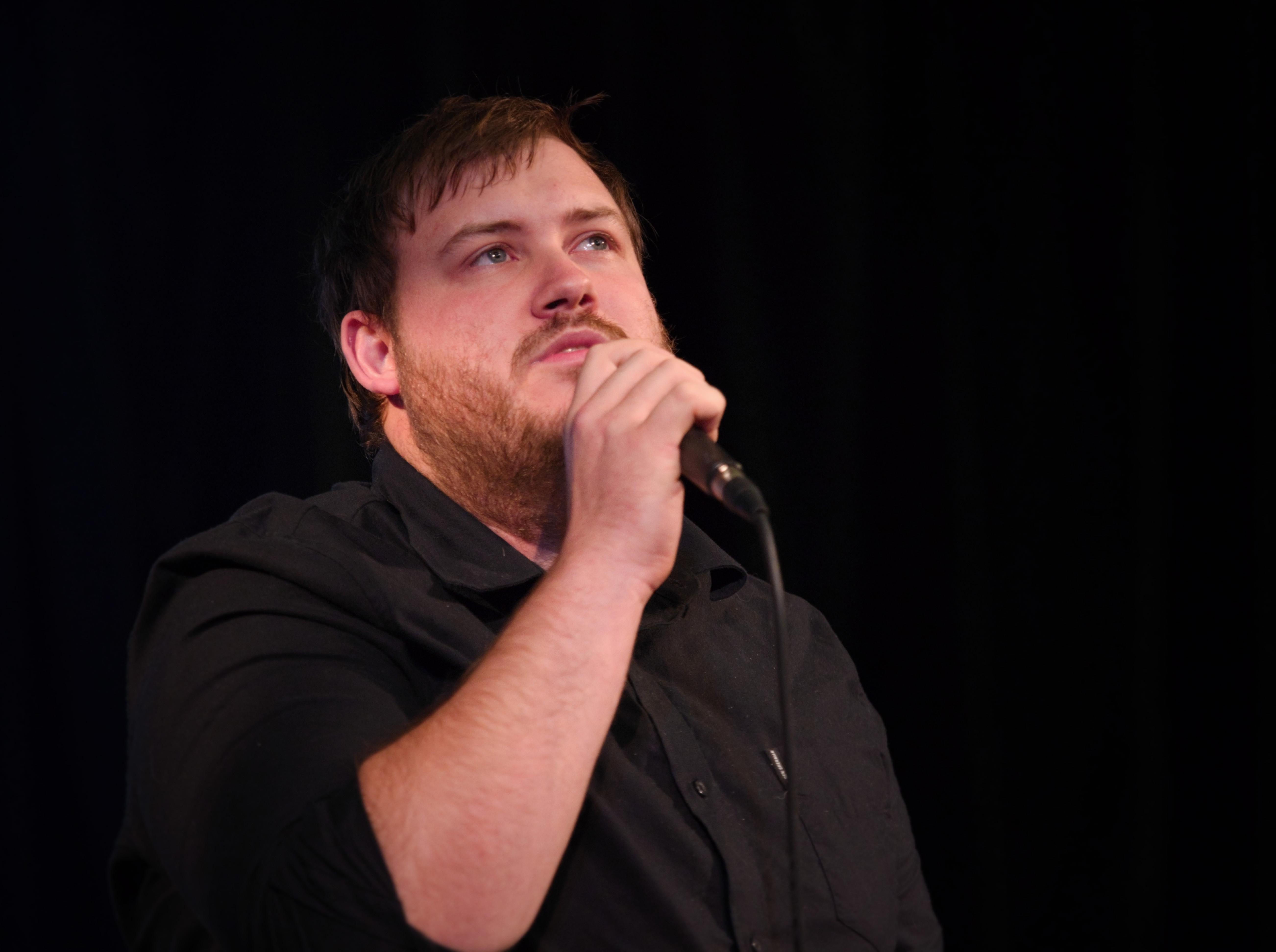 WGE Contemporary Popular Vocal John Molden Performs