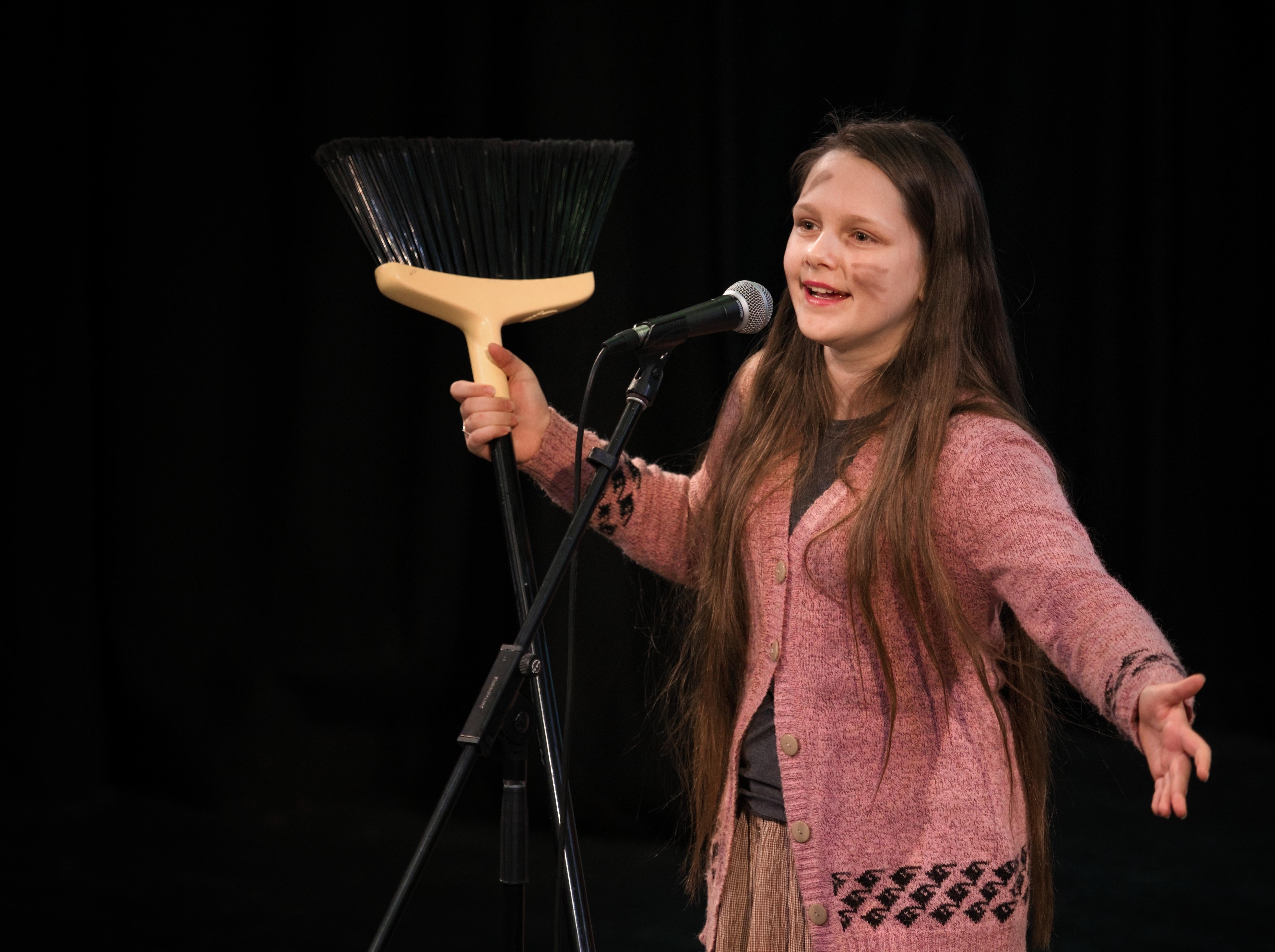 WGE Contemporary Popular Vocal Uliana Shatalina Performs