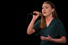 WGE Contemporary Popular Vocal Emily Morrison Sings