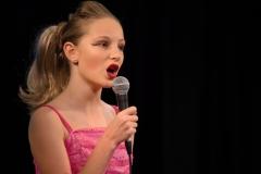 WGE Contemporary Popular Vocal Georgia Cumming Performs