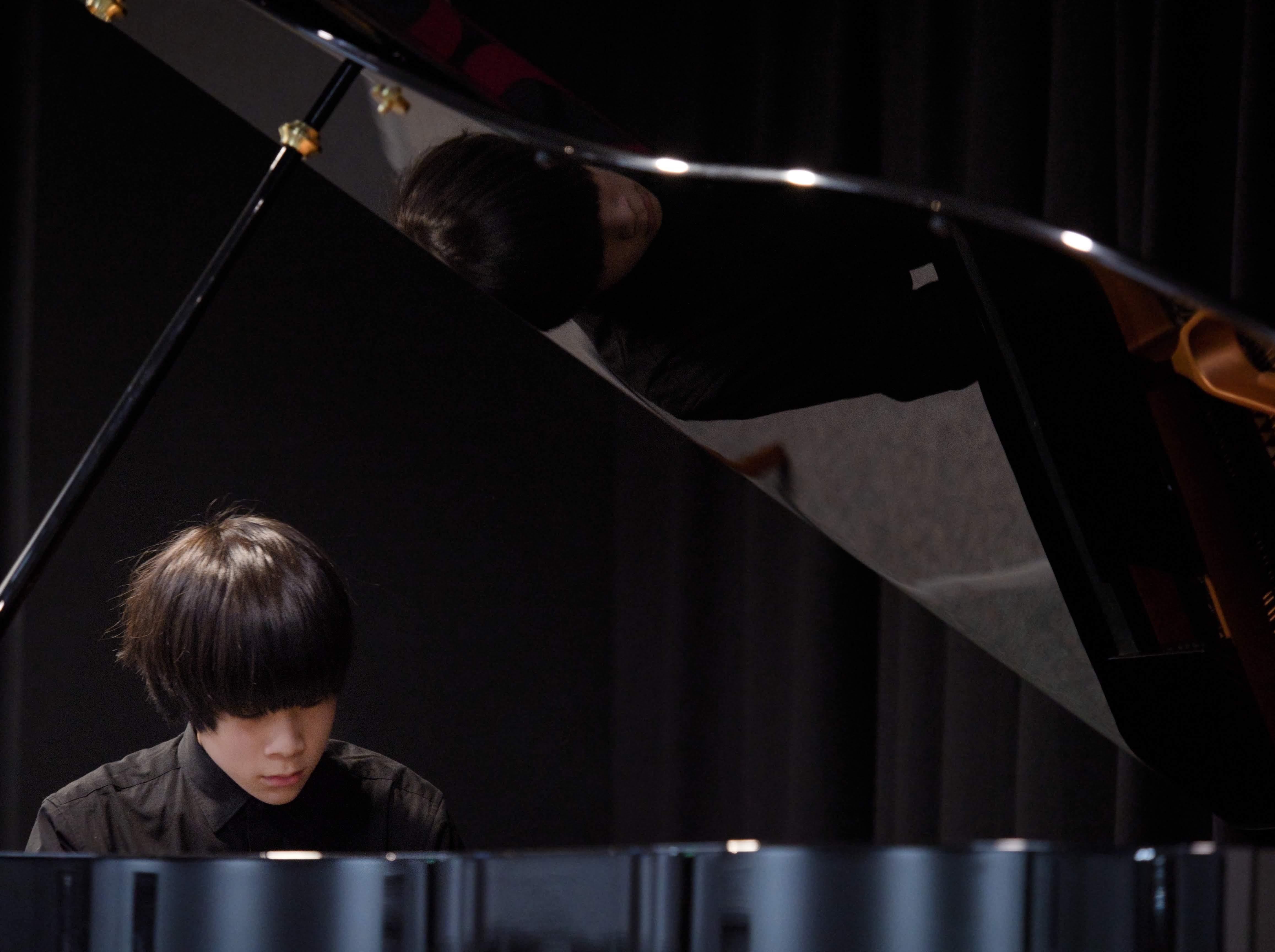 WGE Pianoforte Day 4 Max Jiang Displays His Skills on the Piano