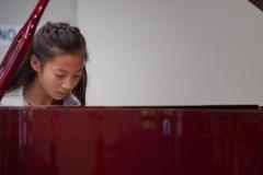 WGE Pianoforte Day 1 Giovanna Wijaya Displays her skills on the Piano