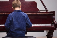 WGE Pianoforte Day 1 Reggie Read Performs on the Piano