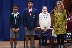 WGE Pianoforte Day 1 S.04 1st Olivia Selent, 2nd Thevin Jayathilleke, 3rd Nevin Sithmira