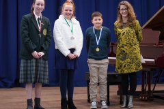 WGE Pianoforte Day 1 S.06a 1st Thomas Geary, 2nd Sienna Webster, 3rd Evangeline Marquis
