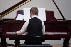 WGE Pianoforte Day 1 Zayne Bietman Performs on the Piano