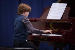 WGE Pianoforte Day 2 Hugo Christensen Displays his Skills on the Piano