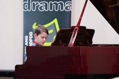 WGE Pianoforte Day 2 Joshua Handasyde Displays his Skills on the Piano