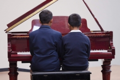WGE Pianoforte Day 2 Nevin and Thevin Jayathilleke Display their Skills on the Piano