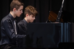 WGE Pianoforte Day 3 Eisak and Aleksandr Tabensky Display Their Skills on the Piano
