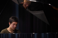 WGE Pianoforte Day 3 Emma Carusi Displays Her Skills on the Piano