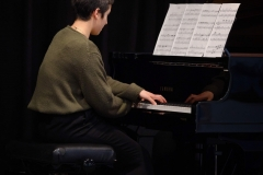 WGE Pianoforte Day 3 Emma Carusi Plays the Piano