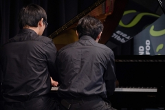 WGE Pianoforte Day 3 Michael and Steve Widjaja Display Their Skills on the Piano