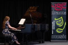 WGE Pianoforte Day 3 Rachael Handasyde Displays Her Skills on the Piano