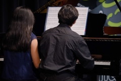 WGE Pianoforte Day 3 Steve Widjaja and Victoria Bahana Display Their Skills on the Piano