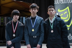 WGE Pianoforte Day 4 S1.24 1st Dennis Melis, 2nd Max Jiang, 3rd Timothy Kan
